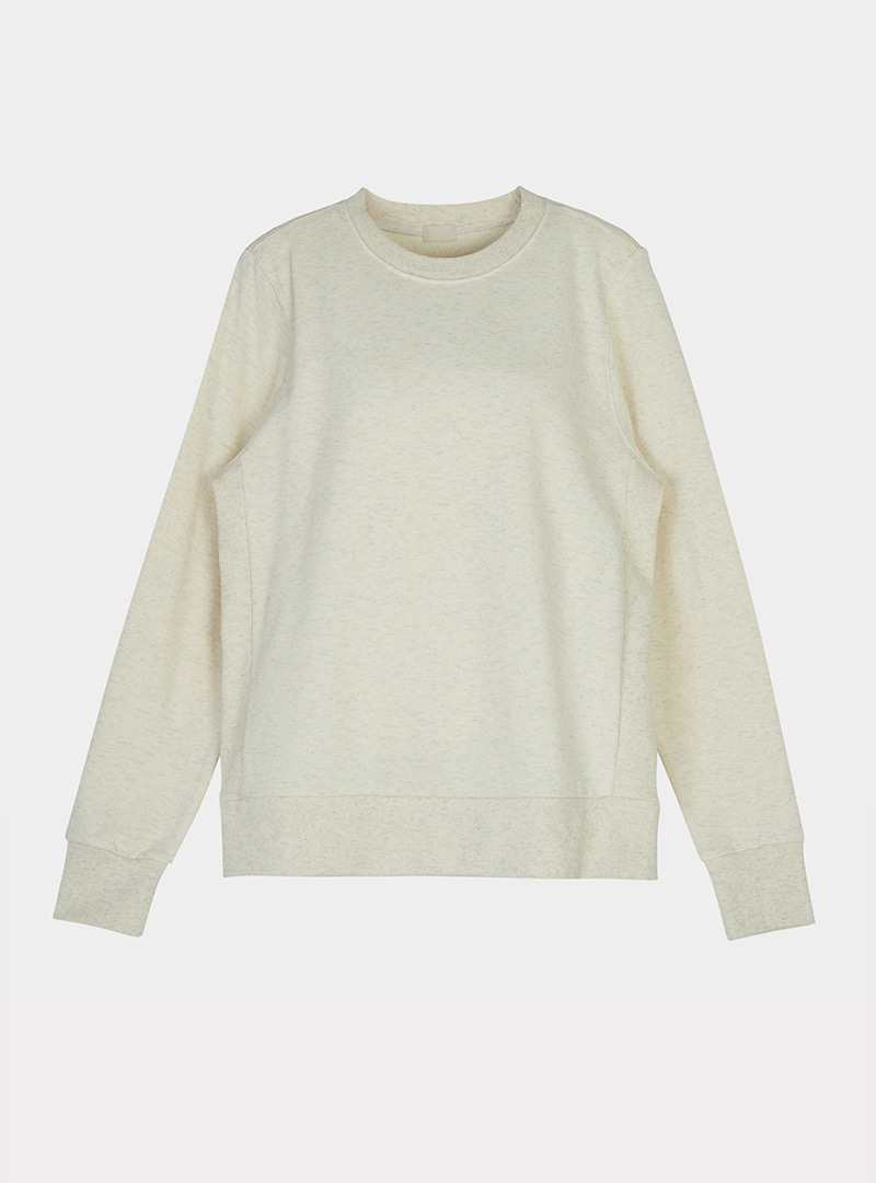 Rib Side Sweatshirt (2 Colors)